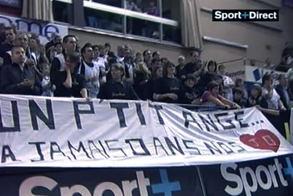 Des supporters très émus