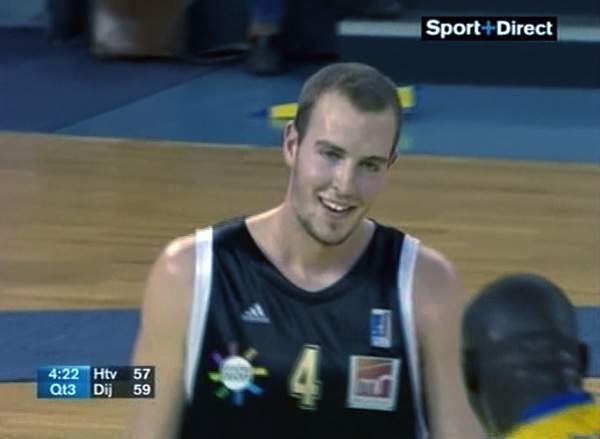 """Big Smile"" Fazekas 22pts, 11rbs, 3ctr, 2inter, 1pd, 0bp, 34eval !"