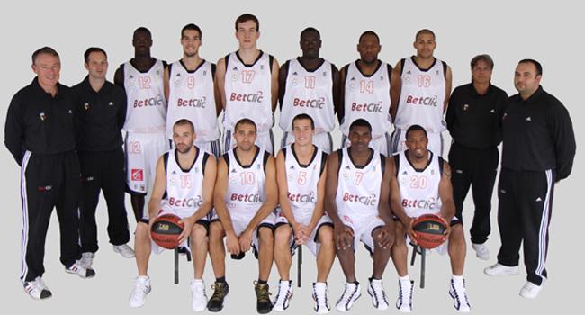 JDA Dijon saison 2010-2011 de ProB