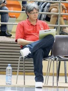 Jean-Louis Borg coach de la jda
