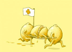Première dans le Prix Citron!