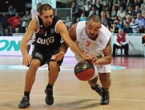 À l'aller, Dijon s'était imposé sur le fil, 65 - 63.
