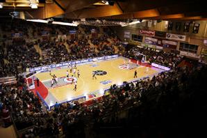 Le Palais des Sports 'Jean Michel Geoffroy' veut vibrer de nouveau.