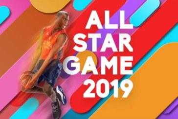 All-Stars 2019 David Holston dans le 5 majeur Monde